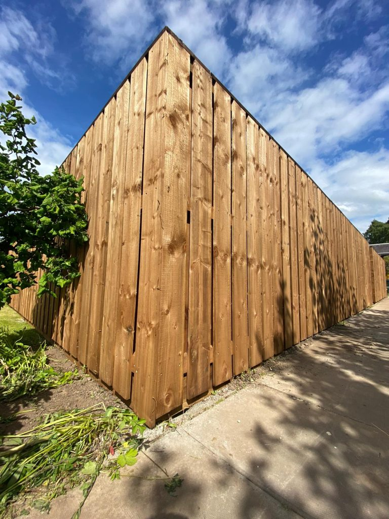 Dundee fencing