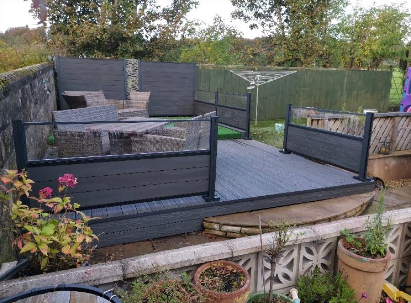 composite decking Dundee